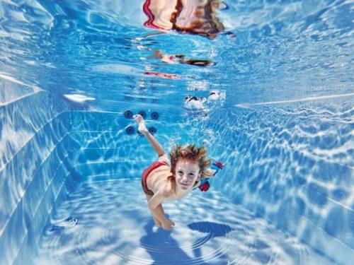 Die Wasserpflege bei Whirlpools und Swim Spas