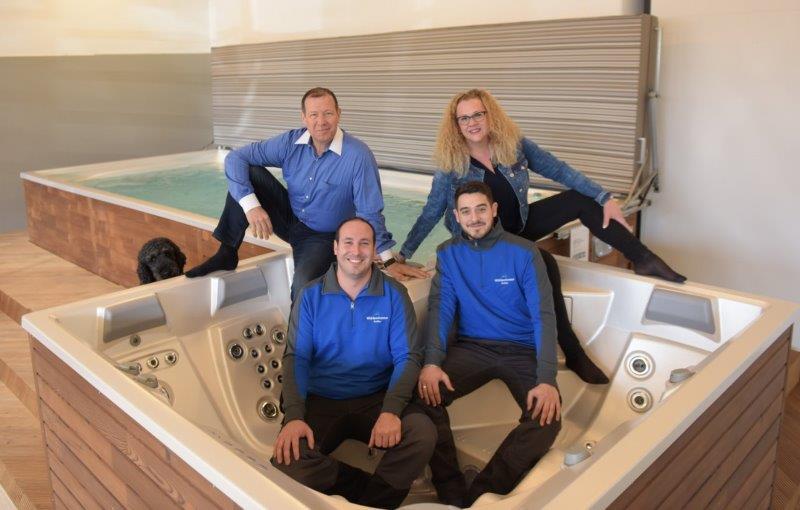 Whirlpoolcenter Hinwil Team