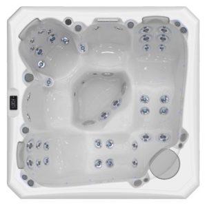 Whirlpool für 5 Personen